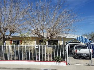 Victorville Single Family Home For Sale: 16860 Tracy Street
