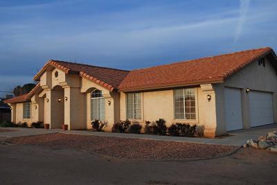 Hesperia Single Family Home For Sale: 7055 Lyons Avenue