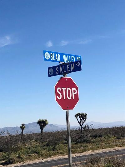 Phelan CA Residential Lots & Land For Sale: $24,000