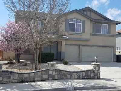 Victorville Single Family Home For Sale: 13673 Silversand Street