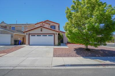 Victorville Single Family Home For Sale: 15084 Salamander Lane