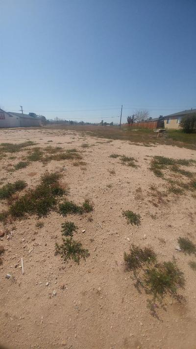 Hesperia CA Commercial Lots & Land For Sale: $215,000