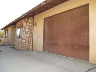 Hesperia Single Family Home For Sale: 9416 San Pablo Avenue