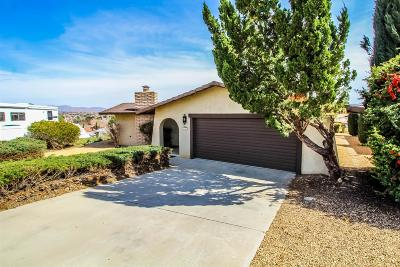 Victorville Single Family Home For Sale: 18187 Cold Creek Drive