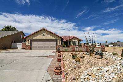 Victorville Single Family Home For Sale: 12970 Briarcliff Drive