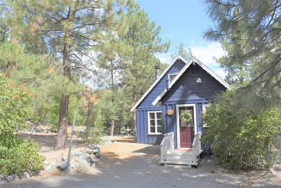 Wrightwood Single Family Home For Sale: 2000 Mojave Scenic Drive