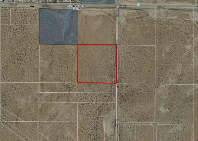 Adelanto Commercial Lots & Land For Sale: Aster Road