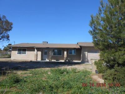 Hesperia Single Family Home For Sale: 11410 Locust Avenue