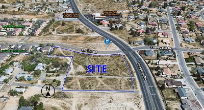 Victorville CA Residential Lots & Land For Sale: $230,000