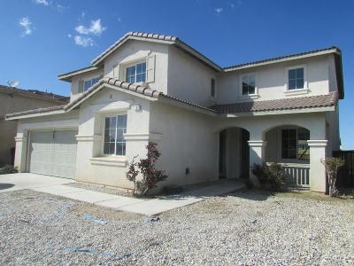 Adelanto Single Family Home For Sale: 11916 Wallflower Court