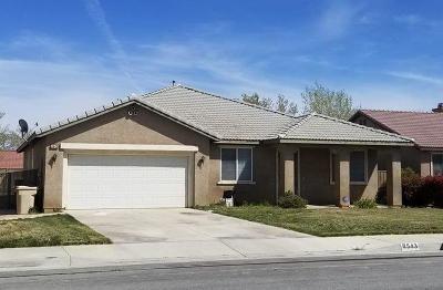 Hesperia Single Family Home For Sale: 8543 Daybreak Court
