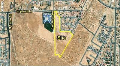 Victorville CA Residential Lots & Land For Sale: $795,000