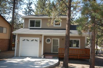 Wrightwood Single Family Home For Sale: 5788 Heath Creek Drive