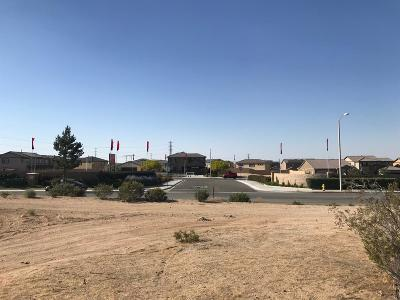 Victorville CA Residential Lots & Land For Sale: $99,999