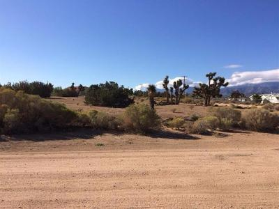 Phelan Residential Lots & Land For Sale: Sheep Creek Road