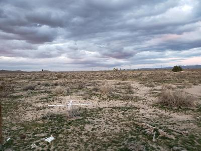 Adelanto CA Residential Lots & Land For Sale: $185,000