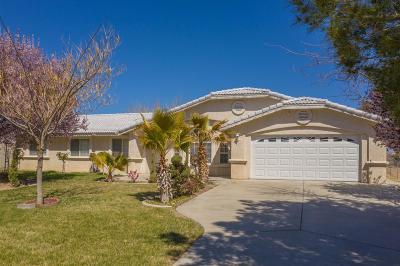 Victorville Single Family Home For Sale: 16318 Sitting Bull Street