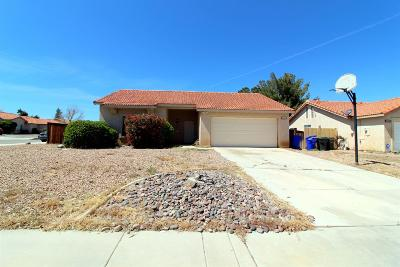 Adelanto Single Family Home For Sale: 14538 Lilac Road