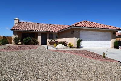 Victorville Single Family Home For Sale: 13054 High Crest Street