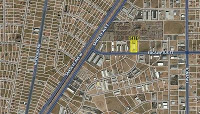 Hesperia CA Commercial For Sale: $2,000,000
