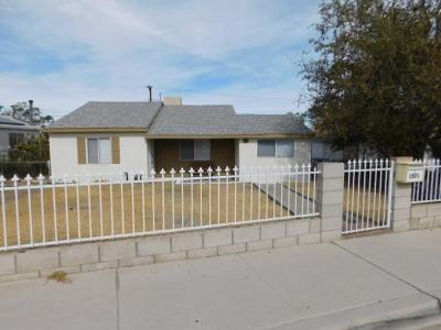 Barstow Single Family Home For Sale: 1571 Nancy Street