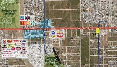 Apple Valley CA Commercial Lots & Land For Sale: $670,824