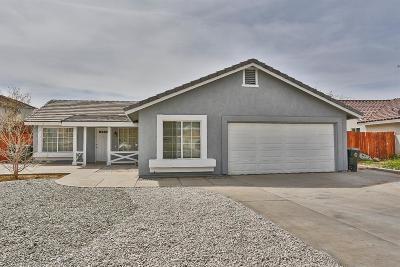 Adelanto Single Family Home For Sale: 10531 Teakwood Way