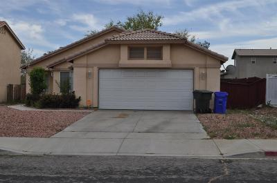 Victorville Single Family Home For Sale: 13765 Salado Way