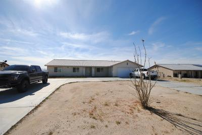 Victorville Single Family Home For Sale: 16652 Village Drive