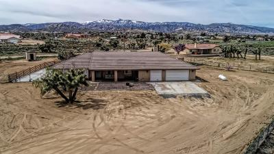 Phelan CA Single Family Home For Sale: $389,000
