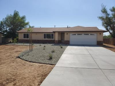 Apple Valley Single Family Home For Sale: 14206 Osage Road