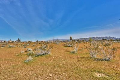 Apple Valley CA Residential Lots & Land For Sale: $120,000