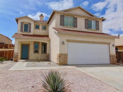 Victorville Single Family Home For Sale: 11809 Harwood Road