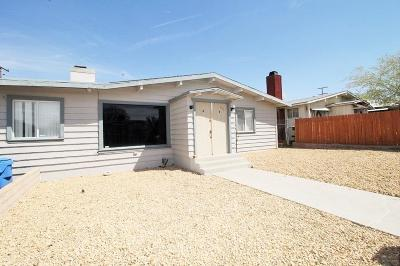 Barstow Single Family Home For Sale: 827 S 2nd Avenue
