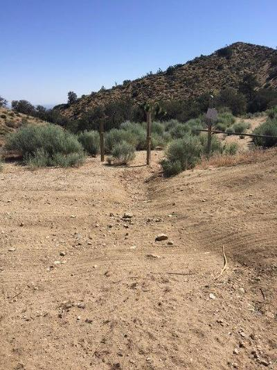 Pinon Hills Residential Lots & Land For Sale: Deer Haven Drive
