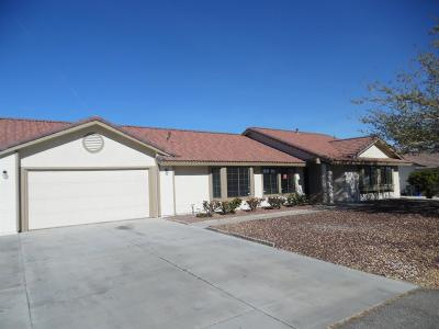 Apple Valley Single Family Home For Sale: 13424 Ivanpah Road