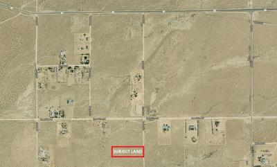 Apple Valley CA Residential Lots & Land For Sale: $13,000