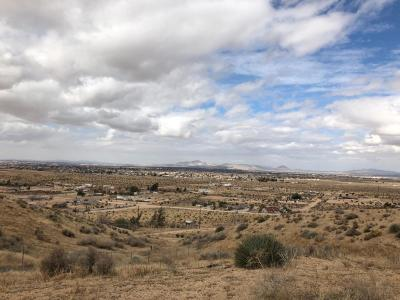 Apple Valley CA Residential Lots & Land For Sale: $22,500