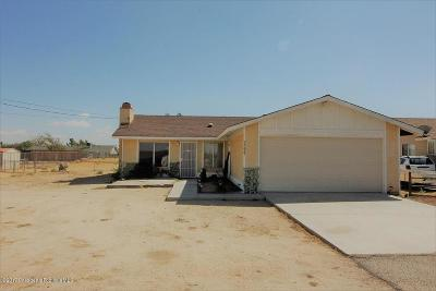 Victorville Single Family Home For Sale: 15635 Burwood Road