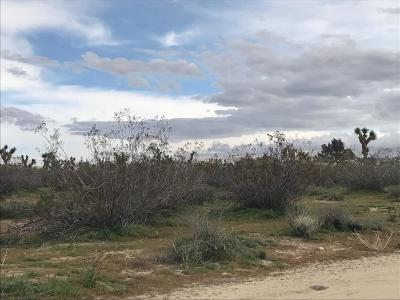 Pinon Hills Residential Lots & Land For Sale: Pinon Hills Road
