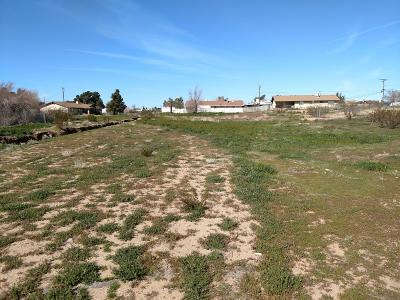 Hesperia CA Commercial Lots & Land For Sale: $125,000
