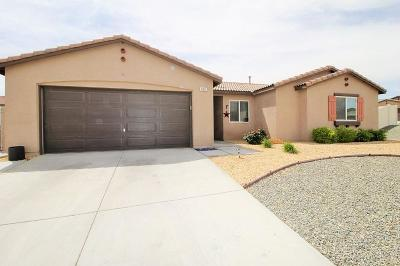 Barstow Single Family Home For Sale: 904 Bluebird Street