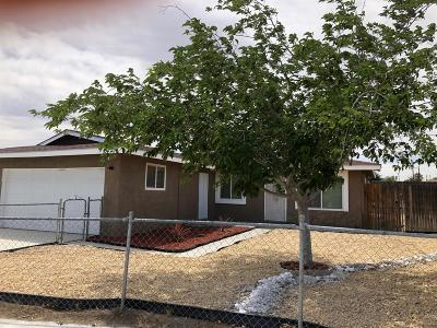 Barstow Single Family Home For Sale: 1604 Young Street