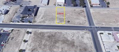 Victorville CA Commercial Lots & Land For Sale: $82,000