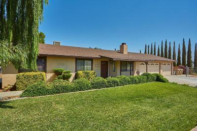 Hesperia Single Family Home For Sale: 18126 Fairburn Street