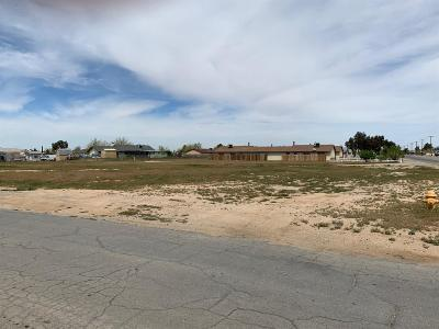 Apple Valley CA Residential Lots & Land For Sale: $36,000