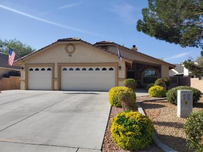 Victorville Single Family Home For Sale: 18525 Mountain Meadows Drive