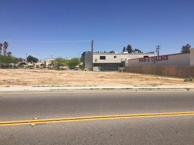 Victorville CA Commercial Lots & Land For Sale: $67,500