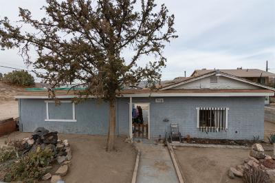 Barstow Single Family Home For Sale: 309 Pioneer Street