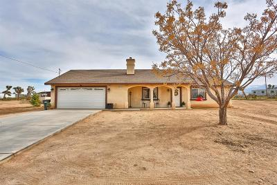 Victorville Single Family Home For Sale: 9133 Lindero Road